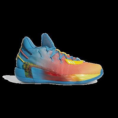adidas Dame 7 Avatar Active Teal FZ4409