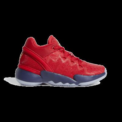 adidas D.O.N. Issue #2 Scarlet G55714