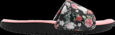 Nike Kawa Slide VF GS PS 'Pale Ivory' Black BV1226-001