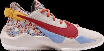 Nike Zoom Freak 2 GS 'Letter Bro' Multi-Color DH3152-001