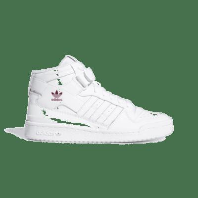 adidas Originals Wmns Forum Mid White  G57984