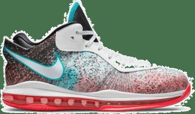"Nike LEBRON 8 V2 LOW ""MIAMI NIGHTS"" Array DJ4436-100"