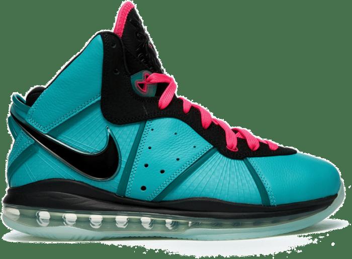 Nike LeBron VIII QS 'Blue'  CZ0328-400