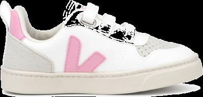 Veja V10 Velcro Kids White Guimauv CXV072537