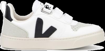 Veja V10 Velcro Kids White CXV072406