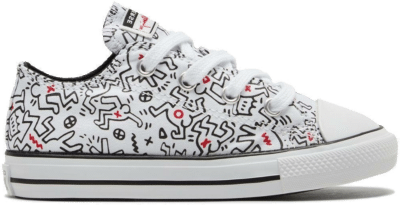 Converse Chuck Taylor All Star x Keith Haring White 771862C