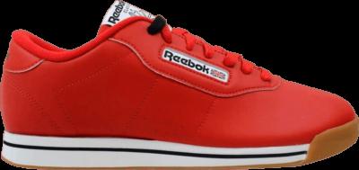 Reebok Wmns Classic Princess 'Techy Red' Red DV5097