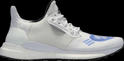 adidas Human Made x Solar Hu Glide 'Blue Heart' White EG8669