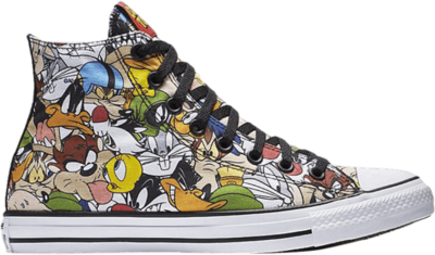 Converse Looney Tunes x Chuck Taylor All Star High 'Looney Characters' Multi-Color 158235F