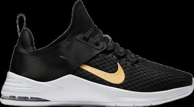 Nike Wmns Air Max Bella TR 2 'Black Metallic Gold' Black AQ7492-001