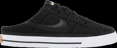Nike Wmns Court Legacy Mule 'Black' Black DB3970-001