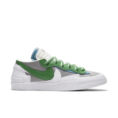 NikeLab Blazer Low x sacai 'Classic Green' Classic Green DD1877-001