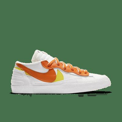 NikeLab Blazer Low x sacai 'Magma Orange' Magma Orange DD1877-100