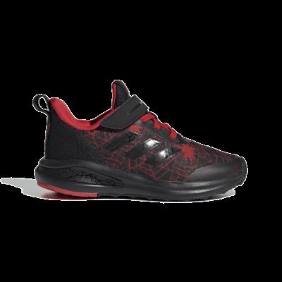 adidas FortaRun Spider-Man EL K Core Black FY1382