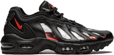 Nike Air Max 96 Supreme Black CV7652-002