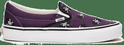 Vans Ua Og Classic Slip-on Lx x Wacko Maria Purple VN0A45JK596