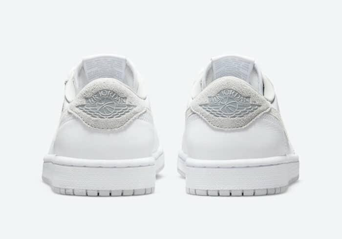 neutral grey Air Jordan 1