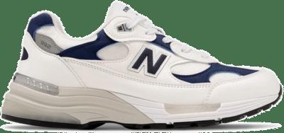 New Balance M992 'White'  M992EC