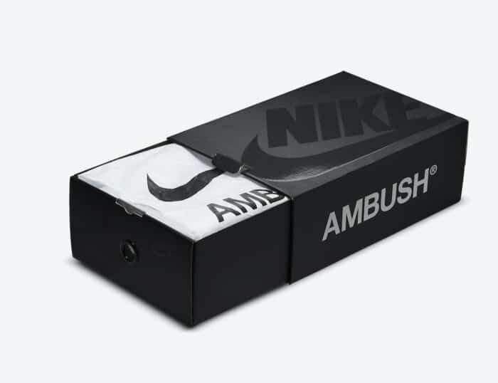 Nike high royal blue ambush dunk