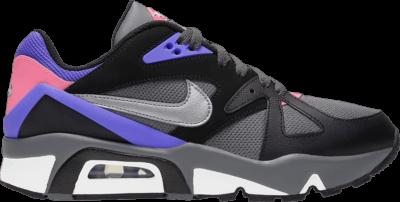 Nike Air Structure GS 'Smoke Grey Sapphire' Grey CW1646-003
