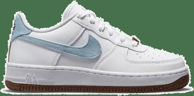 """Nike AIR FORCE 1 LV8 (GS) """"WHITE"""" DA3093-100"""