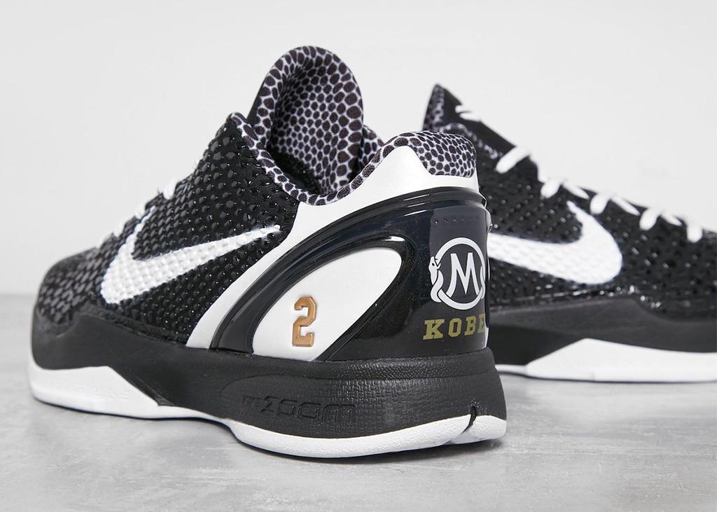 Nike brengt deze zomer een eerbetoon uit met de Nike Kobe Protro 'Mamba Forever'