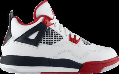 Air Jordan 4 Retro PS 2012 White 308499-110