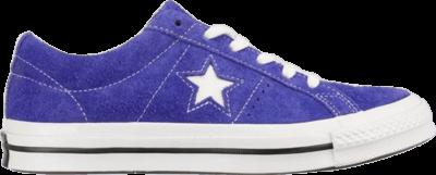 Converse One Star Ox 'Purple' Purple 161239C