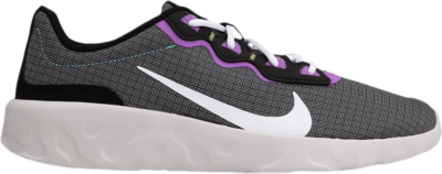 Nike Explore Strada 'Black Bright Violet' Black CD7093-003