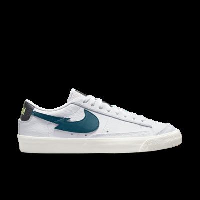 """Nike BLAZER LOW '77 """"WHITE"""" DJ6895-100"""