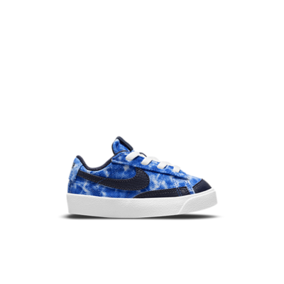 Nike Blazer Low  Blauw DM4701-400