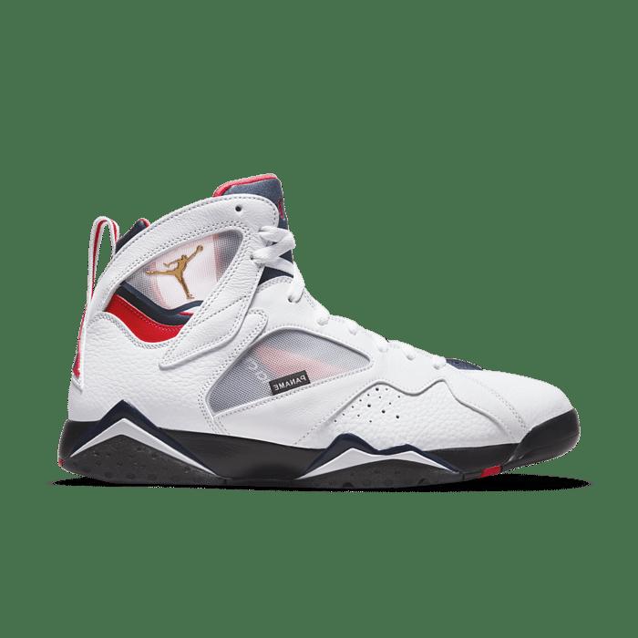 Air Jordan x PSG 7 RETRO BCFC CZ0789-105