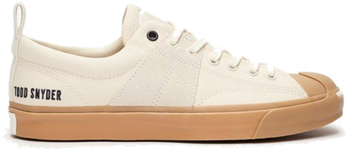 Converse Jack Purcell Ox x Todd Snyder White 171843C