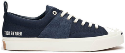 Converse Jack Purcell Ox x Todd Snyder Blue 171844C