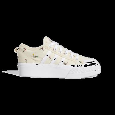 adidas Nizza Platform Cloud White H02682