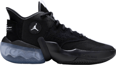 Air Jordan Jordan React Elevation PF 'Black Ice' Black CK6617-001