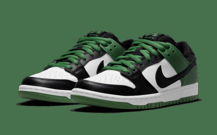 Nike Air Jordan 1 classic green