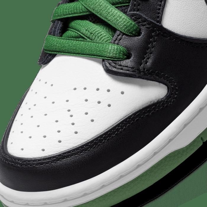 nike dunk sb low classic green