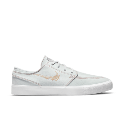 "Nike Skateboarding Zoom Stefan Janoski FL RM ""Pure Platinum"" CI3836"