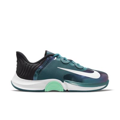NikeCourt Air Zoom GP Turbo Hardcourt Groen CK7513-324