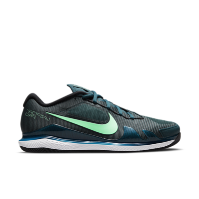 NikeCourt Air Zoom Vapor Pro Hardcourt Groen CZ0220-324