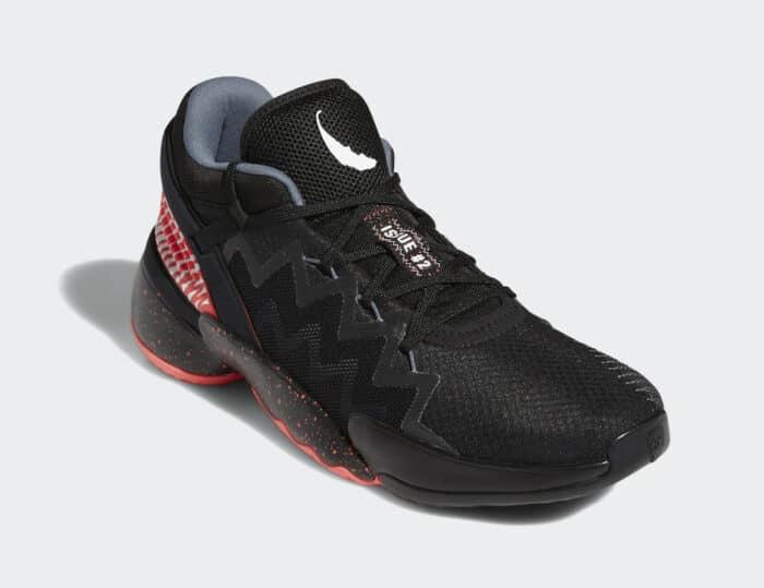 don issue Adidas v2