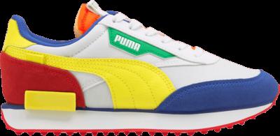 Puma Future Rider Play On Jr 'White Multi' Multi-Color 372349-10