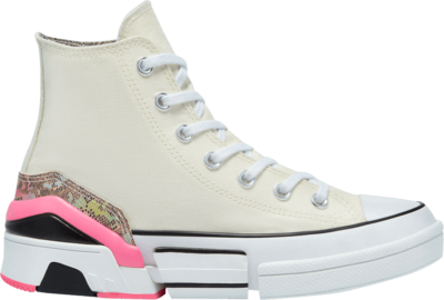 Converse Wmns CPX70 High 'Snakeskin Archive Print' Cream 571245C