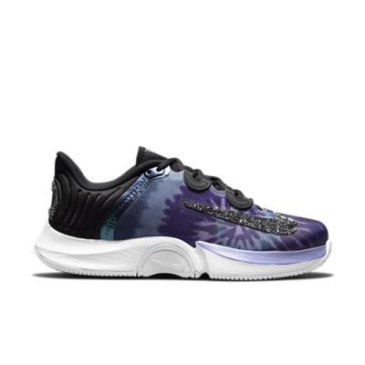 Nike Naomi Osaka x Wmns NikeCourt Air Zoom GP Turbo 'Tie Dye' Purple DN0719-001