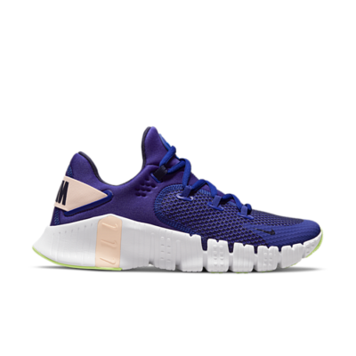 Nike Free Metcon 4 Blauw CZ0596-446