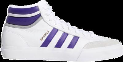 adidas Matchcourt High RX2 Hardies White Purple F36438