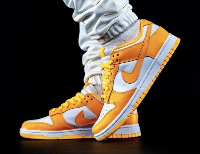 laser wmns orange Nike Air dunk