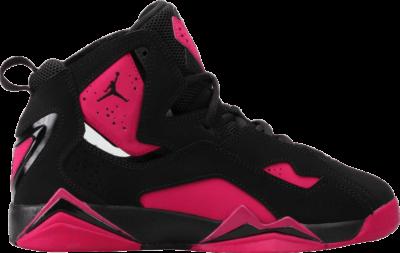 Air Jordan Jordan True Flight GG 'Black Sport Fuchsia' Black 342774-006