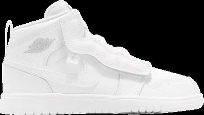 Air Jordan 1 Mid Alt PS White AR6351-109